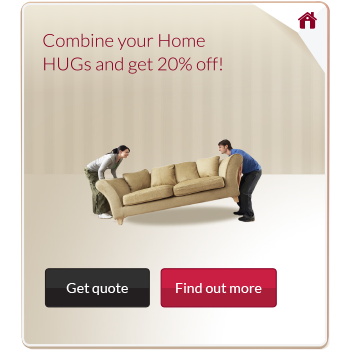 Home car insurance advert